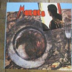 Discos de vinilo: MACACO: MACACO POR FIN - 1991- RARO DE VER-Y EXCELENTE. Lote 154851498