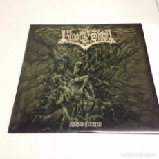 Discos de vinilo: BLOODY SIGN ‎– EXPLOSION OF ELEMENTS ---DEATH METAL. Lote 154852826