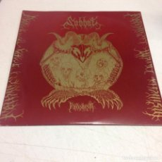 Discos de vinilo - Sabbat – Fetishism ---black thrash--EDICION 2003--DOBLE LP--RAREZA!! - 154855466