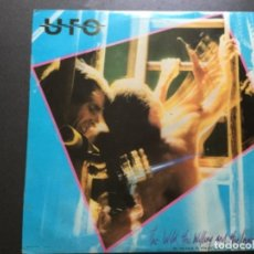 Discos de vinilo: UFO-THE WILD , THE WILLING AND THE INOCENT.. Lote 154865070