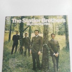 Discos de vinilo: THE STATLER BROTHERS BIG COUNTRY HITS ( 1972 CBS HOLLAND ) . Lote 154879754