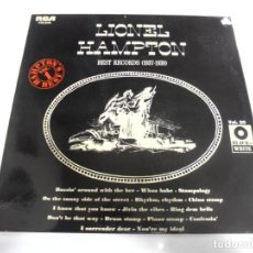 Discos de vinilo: LP. BLACK & WHITE VOL. 20. LIONEL HAMPTON'S BEST RECORDS. RCA . Lote 154884586
