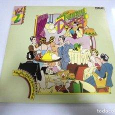 Discos de vinilo: LP. DOBLE. TOMMY DORSEY. VOL.2. RCA. AÑOS 70. Lote 154887314
