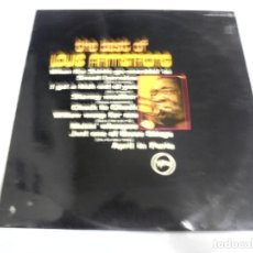Discos de vinilo: LP. THE BEST OF LOUIS ARMSTRONG. 1975. POLYDOR. Lote 154889842