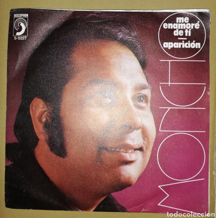 MONCHO - ME ENAMORÉ DE TI (Música - Discos - Singles Vinilo - Solistas Españoles de los 70 a la actualidad)