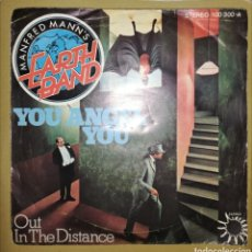 Discos de vinilo: MANFRED MANN'S EARTH BAND - YOU ANGEL YOU. Lote 154898010