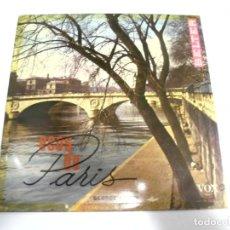 Discos de vinilo: MAXI SINGLES. ECOS DE PARIS. GEORGE FEYER Y SU RITMO. BELTER. Lote 154898970