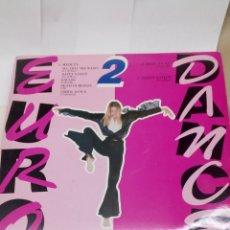 Discos de vinilo: DISCOS DE VINILO EURO DANCE. Lote 154926497
