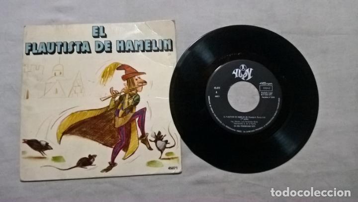 MUSICA SINGLE: EL FLAUTISTA DE HAMELIN (ABLN) (Música - Discos - Singles Vinilo - Música Infantil)