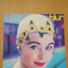 Discos de vinilo: BLUR LP LEISURE, EDICIÓN 1992 SPANISH, EDICIÓN ESPAÑOLA. Lote 154940081