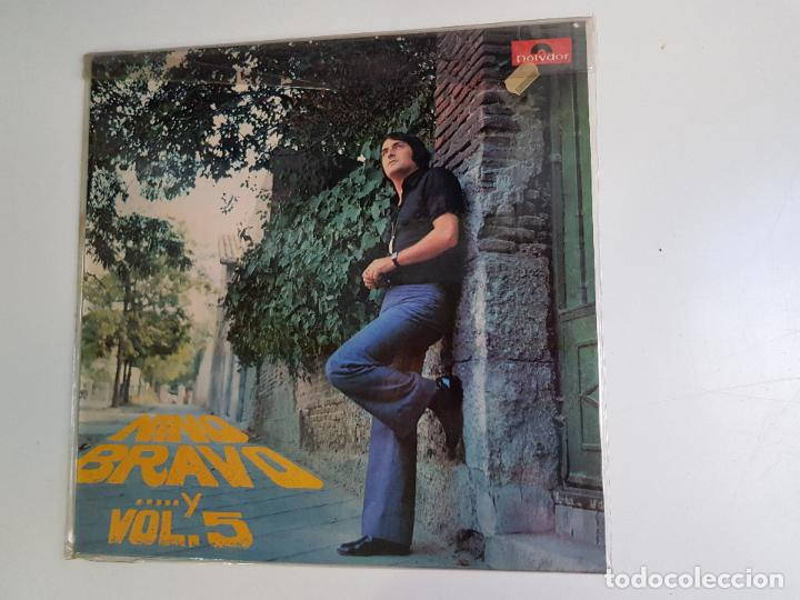 NINO BRAVO - ...Y VOL. 5 (VINILO) (Música - Discos de Vinilo - Maxi Singles - Solistas Españoles de los 50 y 60)