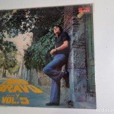 Discos de vinilo: NINO BRAVO - ...Y VOL. 5 (VINILO). Lote 154947866