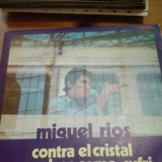 Discos de vinilo: DISCO VINILO MIGUEL RIOS. Lote 154949648