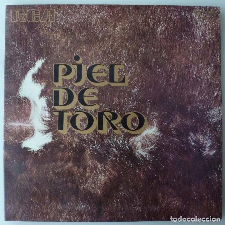 LOS RELAMPAGOS - PIEL DE TORO (LP RCA 1971) (Música - Discos - LP Vinilo - Grupos Españoles 50 y 60)