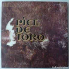 Discos de vinilo: LOS RELAMPAGOS - PIEL DE TORO (LP RCA 1971). Lote 154953310