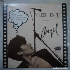 Discos de vinilo: ANGEL SORIA - CREER EN TI - MAXISINGLE 1988 . Lote 154963482