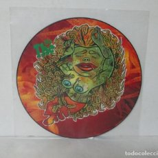 Discos de vinilo: THE THE - COLD SPELL AHEAD + HOT ICE - MAXI SINGLE PICTURE DISC - SOME BIZARRE 1992 UK SBZX016. Lote 154964702
