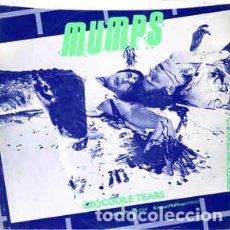 Discos de vinilo: MUMPS – CROCODILE TEARS. Lote 154964886