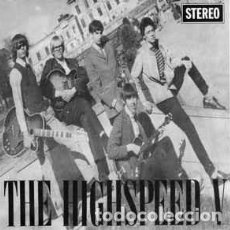 Discos de vinilo: THE HIGHSPEED V ‎– BABY . Lote 154966594