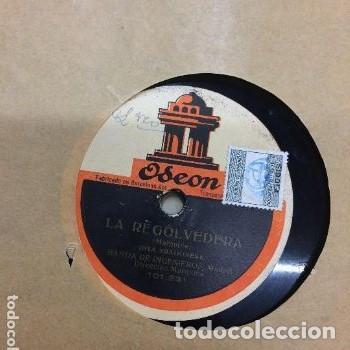 Discos de vinilo: PRECIOSA CARPETA AÑOS 40 CON 10 DISCOS EP 33 1/3 - Foto 4 - 154984038