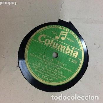 Discos de vinilo: PRECIOSA CARPETA AÑOS 40 CON 10 DISCOS EP 33 1/3 - Foto 5 - 154984038