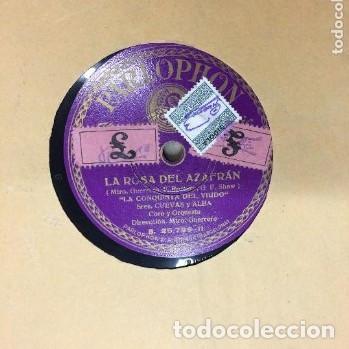 Discos de vinilo: PRECIOSA CARPETA AÑOS 40 CON 10 DISCOS EP 33 1/3 - Foto 6 - 154984038