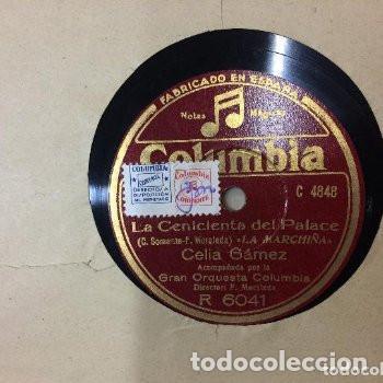 Discos de vinilo: PRECIOSA CARPETA AÑOS 40 CON 10 DISCOS EP 33 1/3 - Foto 8 - 154984038