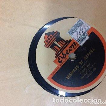 Discos de vinilo: PRECIOSA CARPETA AÑOS 40 CON 10 DISCOS EP 33 1/3 - Foto 10 - 154984038
