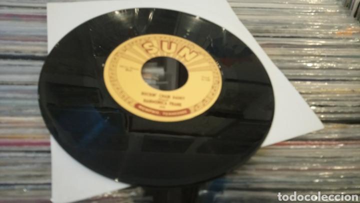 Discos de vinilo: Harmonica Frank–Rockin Chair Daddy . Sun récords. Re. 2013. Nuevo. - Foto 3 - 154985624