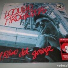 Discos de vinilo: LOQUILLO Y TROGLODITAS - EL RITMO DEL GARAGE - LP + CD + DVD - 2013 - PRECINTADO - NUEVO. Lote 154989222