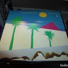 Discos de vinilo: THE CURE - BOYS DON´T CRY - LP. Lote 154993362