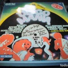 Discos de vinilo: DISCO MANÍA, K-TEL INTERNATIONAL-SL-1004. Lote 154998330