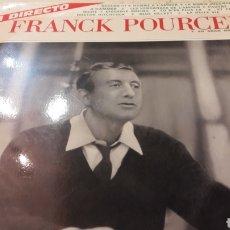 Discos de vinilo: 1964 FRANCK POURCEL Y SU ORQUESTA EMI LCLP 228. Lote 155000498