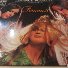 Discos de vinilo: FRANCK POURCEL FEMMES. Lote 155000997