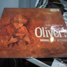 Discos de vinilo: THE WORLD OF OLIVER !. Lote 155001542