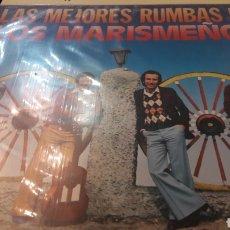 Discos de vinilo: LPS LOS MARISMEÑOS LOTE 3. Lote 155001874