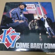 Discos de vinilo: K7 (MX) COME BABY COME +5 TRACKS AÑO 1993 – EDICION ITALIA. Lote 155005402