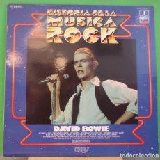 Discos de vinilo: LP DAVID BOWIE – DAVID BOWIE. Lote 155012342
