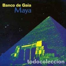 Discos de vinilo: BANCO DE GAIA - MAYA (2XLP, ALBUM) . Lote 155018350