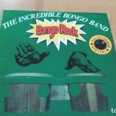 Discos de vinilo: THE INCREDIBLE BONGO BAND BONGO ROCK LP SPAIN 1973. Lote 155020562