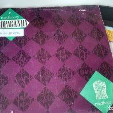 Disques de vinyle: SINGLE (VINILO)-PROMOCION- DE PROPAGANDA AÑOS 80. Lote 155052150