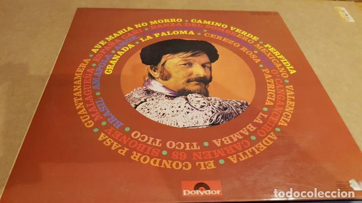 Discos de vinilo: JAMES LAST...Y OLÉ / DOBLE LP-GATEFOLD - POLYDOR-1972 / MBC. ***/*** - Foto 3 - 155069630