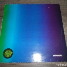 Discos de vinilo: WHAM - BATTLESTATIONS +3. Lote 155076754