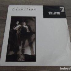 Discos de vinilo: ELEVATION - TRAITOR. Lote 155077702