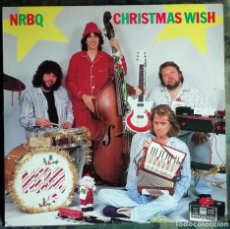 Discos de vinilo: NRBQ – CHRISTMAS WISH LIMITED EDITION,VINILO BLANCO GERMANY 1986 RHYTHM & BLUES . Lote 155082466