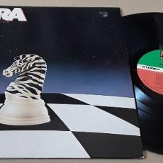 Discos de vinilo: LP - ZEBRA - NO TELLIN' LIES - 1ª EDICION MADE IN USA - ZEBRA. Lote 155082806