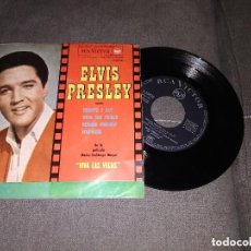 Discos de vinilo: ELVIS PRESLEY / WHAT'D I SAY / EP 45 RPM / RCA ESPAIN 1964. Lote 155088586
