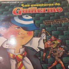 Discos de vinilo: DISCO INFANTIL LAS AVENTURAS GUILLERMO TVE BELTER. Lote 155090612
