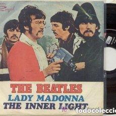 Discos de vinilo: THE BEATLES -THE AMEN CORNER-THE SCAFFOLD / EP 45 RPM / EDITADO POR ROYAL // TEHRAN IRAN. Lote 196774163