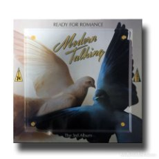 Discos de vinilo: MODERN TALKING - READY FOR ROMANCE - THE THIRD ALBUM. Lote 155096370